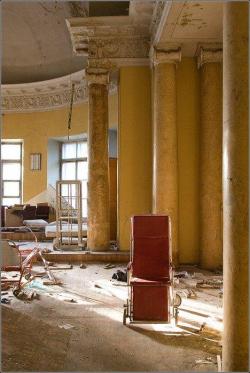 Особняк на Петровке, бывшая Новоекатерининская больница