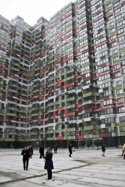 Архитектор Ольга Алексакова (BuroMoscow) рассказывает о пиксельных фасадах, НИиПИ Генплана и ДСК-3