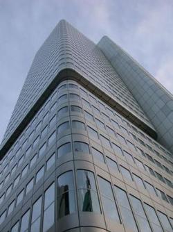 """""""Silver Tower"""" во Франкфурте"""