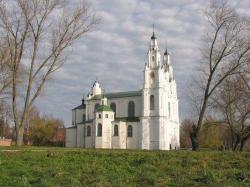 Софийский собор в Полоцке закрывается на реставрацию