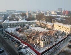 Хитровская площадь — прошлое, настоящее, будущее
