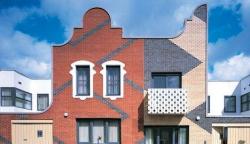 """Комплекс социального жилья """"Islington Square"""" в Манчестере. 2006"""