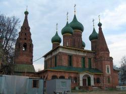 Древнерусская сторона (Ярославль и Кострома), часть 5