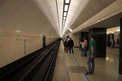 Открытие новых станций-2010. Часть первая. Достоевская
