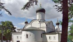 Церковь Зачатия Анны в Углу (Москва). Фото Ольги Ермаковой
