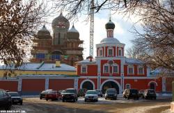 Новая жизнь древней обители. Зачатьевский монастырь готовится юбилею