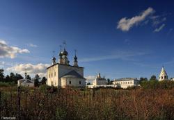 Суздаль. Церковь Петра и Павла