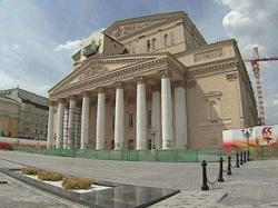 Реконструкция Большого театра вышла на финишную прямую