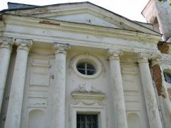 Успенская церковь Джакомо Кваренги в Вишенках