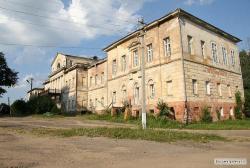 Алексино (Смоленская область). Усадьба и храм