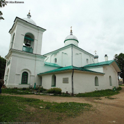 Изборск, Псковская область. Июнь 2010