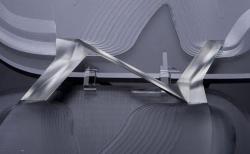 Пешеходный мост Олимпийского парка