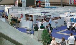 Союз архитекторов России представляла дирекция выставки «Мир стекла». Фото Никиты Глазкова