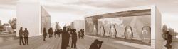 Проект «Фабрика Россия» для XII Венецианской биеннале архитектуры: регенерация фабрики «Аэлита» с размещением центра текстильной промышленности, дизайнерских аутлетов, музея моды и жилья для рабочих