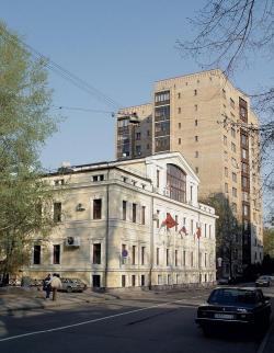 Реконструкция административного здания на Спиридоновке