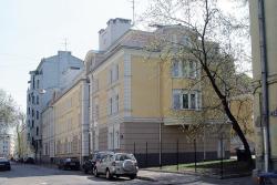 Жилой дом в Пушкаревом пер.