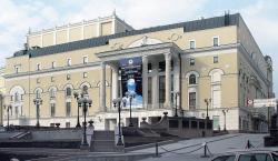 Реконструкция филиала Большого театра
