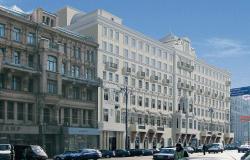 """Tsentralny"" hotel complex"