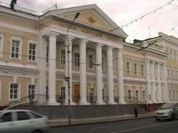 В Омске завершается реставрация кадетского корпуса
