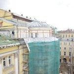 Реставрация музыки. Работы в Большом зале консерватории продлятся до мая 2011 года