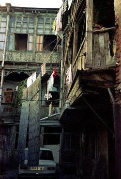 Грозит ли Старому Тбилиси стать новым?