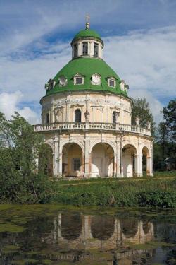 Пятиэтажная мельница. Где увидеть барочный храм со статуями, бывшую мукомольню и воздушный шар, стартующий с церковной паперти