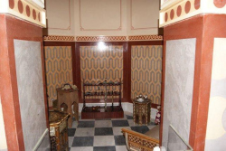 Павильон Турецкая баня в Царском Селе