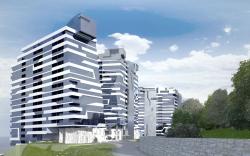 Апарт-отель с подземным паркингом в г. Рафаиловичи(Черногория)
