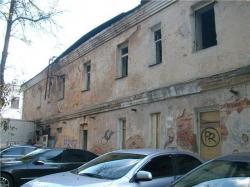 Нагорная ул., 7 к.1 - здание под снос
