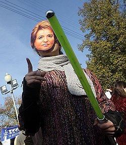 """Петербург зашелся маршем. Противники """"Охта-центра"""" напомнили о себе"""