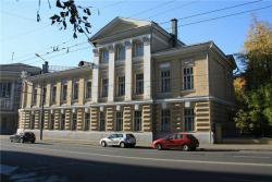 Большая Пироговская и окрестности. Москва