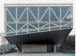 Музей искусств сеульского национального университета. Фото: Патрик Войт