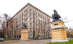 Первый типовой проект стал памятником архитектуры
