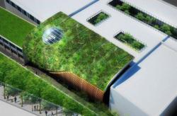 Зеленая Волна от Vincent Callebaut