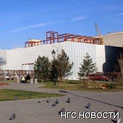 Соло для застройщика. Суд заставил начать с начала строительство нового здания филармонии в центре Новосибирска