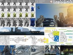 Коммуникополис: урбанистический проект реконструкции киевской Троещины