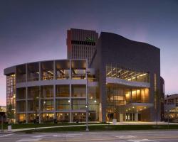 Студенческий центр Кливлендского государственного университета