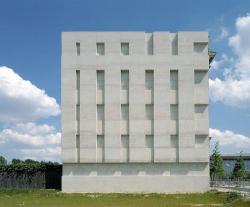 Посольство Швейцарии в Берлине. 2000