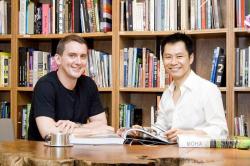 Ричард Хасселл и Вон Мунь Сумм. Фото предоставлено WOHA