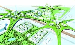 """""""Новая земля"""" как урбоэкологическая альтернатива"""