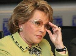 Матвиенко проиграла в Верховном суде РФ Чесменский дворец