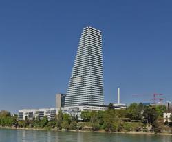 Башня концерна Roche