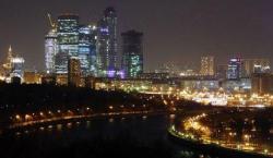 Город гламурных