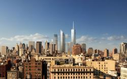 ВТЦ Башня 2 – проект Foster + Partners