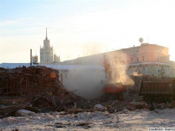 Старая Москва просит о помощи