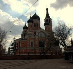 Харьков. Аутентичный район Москалёвка