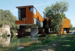 Школа искусств и истории искусства Университета Айовы (Art Building West)