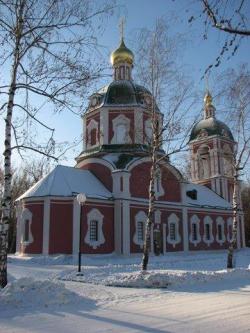 Новая жизнь Храма Алексия, человека Божия в Воронеже