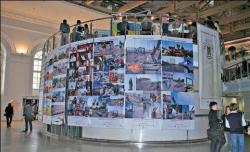 Выставка робот участников молодежного фестиваля «Архкузница», Фото: Павел Колесов