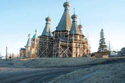 Церковь в Нёноксе отреставрируют